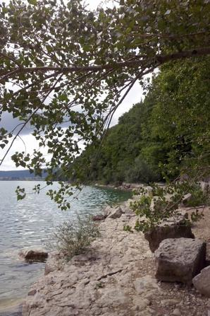 L e lac de Chalain, JURA!