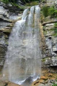 La cascade du Grand Saut!