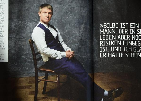 Scans du magazine Allemand Cinema Magazine