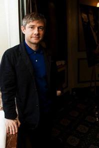 Martin Freeman au London Hotel de N.Y.C