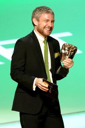 Baftas TV Awards 2014