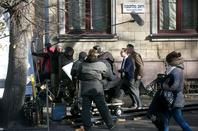 Tournage The Eichmann Show - Photos 1/2