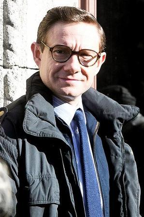 Tournage de The Eichmann Show - Photos 2/2