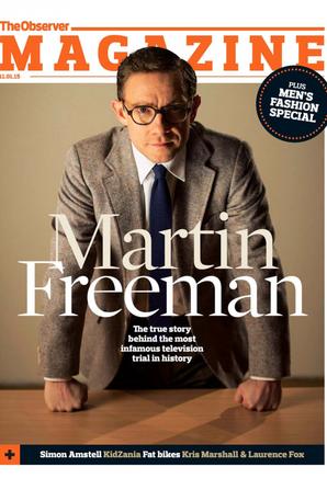 The Eichmann Show à la une du The Observer