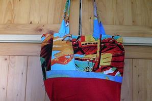 Trois nouveaux sacs réalisés récemment