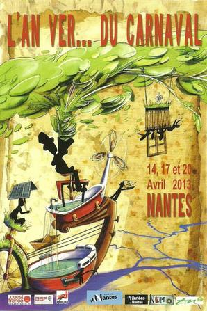 Carnaval de Nantes 2013