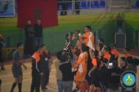 Renaissance volcan couronné fin Abdelkader El Brazi Champions après renversement de la Perse Sebou Kenitra et l'Ajax en finale contre l'étoile Madagh deux buts à zéro