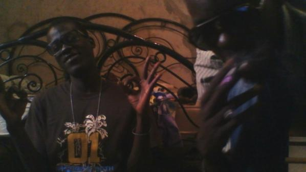 weed and noxic show...=with my broda ouz ..ah .....