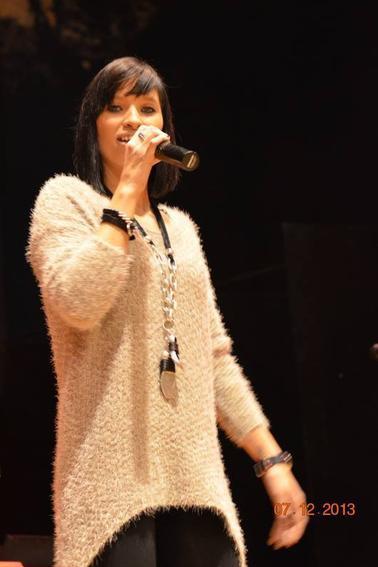 JENNY ...Gala Bohain en Vermandois le 7 Décembre 2013...
