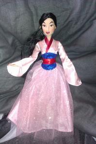 Mulan 2011 (Disney store)