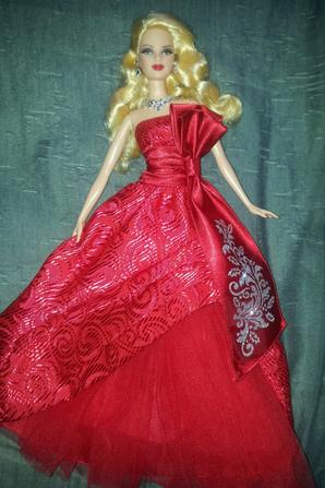 Barbie holidays 2012