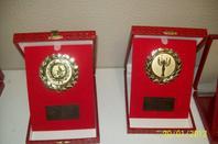 remise des medailles