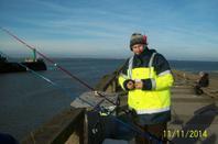 pêche  du 11 novembre 2014