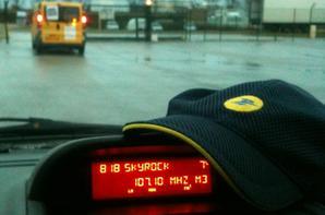 Skyrock dans vos autoradios!