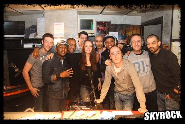 Psy4 dans la Radio Libre avec Difool et l'équipe !