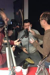 La Radio Libre se transforme en salon de beauté.