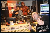 La Fouine dans la Radio Libre De Difool !
