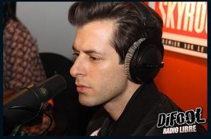 MARK RONSON DANS LA RADIO LIBRE DE DIFOOL !