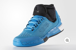 Skyrock en mode #AllBleus, gagne chaque soir ta paire de baskets Adidas Crazylight !