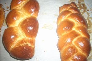 brioche et pain au lait