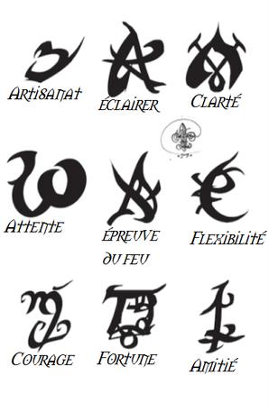 Runes Magiques 1er partie
