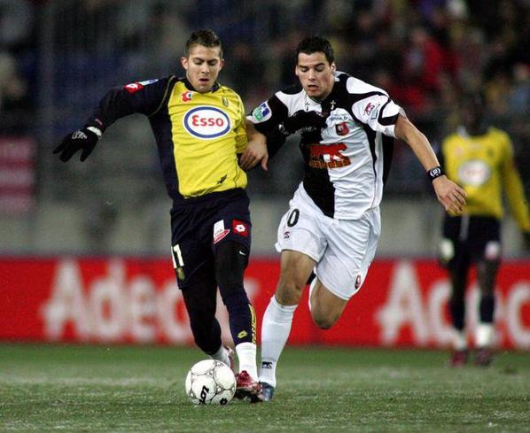 Maillot porté par Mevlut Erding contre Rennes le 26/11/2005