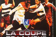 Maillot porté en finale de la coupe de la ligue perdue 4/1 le 17/05/2003 contre Monaco