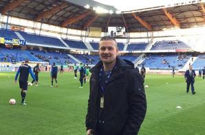 Maillot porté par Jeando FUCHS contre Auxerre le 24/04/2016