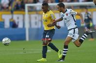 Maillot porté par Jeando Fuchs 1er tour coupe de la ligue contre le Gazelec le 09/08/2016