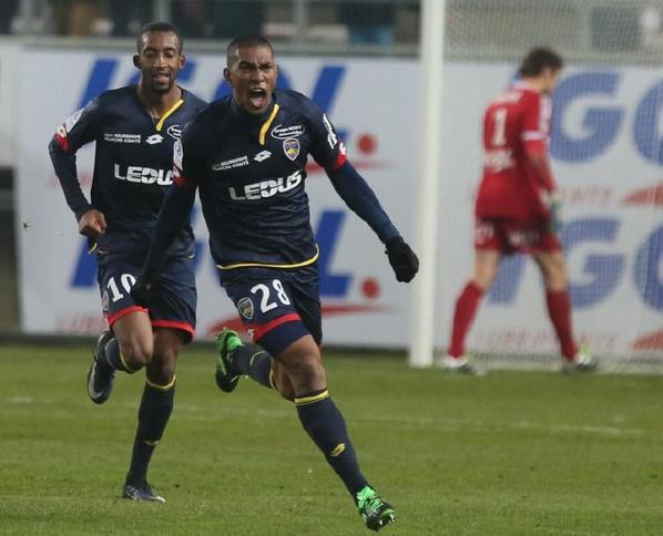 Maillot porté par Moussa SAO à Amiens le 09/12/2016