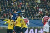 Maillot porté par Christopher Dilo contre Monaco 1/4 finale coupe de la ligue le 10/01/2017