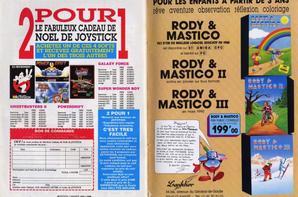 Joystick - Numéro 001 - Janvier 1990