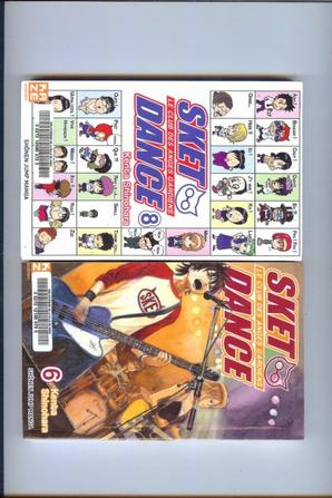 les comics & mangas