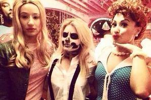 Halloween avec Demi ^w^