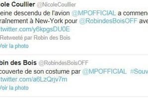 Twitter M Pokora à NYC et RDB !!!