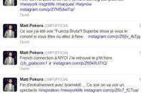 M Pokora à NYC (pour RDB) + nouvelle date pour RDB !!!