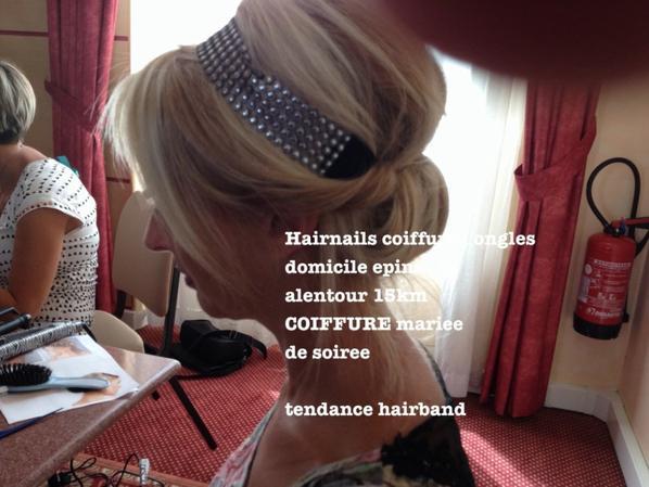 Differentes nattes coiffure hairnails