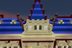 Grande batisse [hotel de ville] Minecraft
