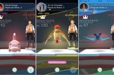 Pokémon Go ! La mode