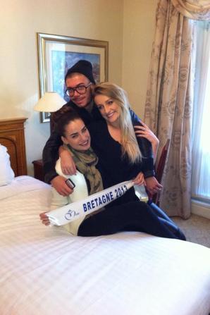 ღ Miss Bretagne 2O13 ~ Marie Chartier