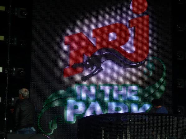 NRJ In The Park 2013 <3