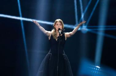 Blanche - City Lights (Belgium) LIVE at the Grand Final of the 2017 Eurovision Song Contest