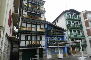 Au Pays Basque avec Susana