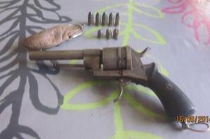Pistolet en etat !!!!!!