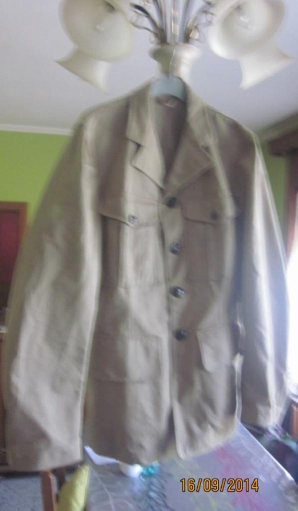 Rentrée d'avant-hier (si quelqu'un peu m'aider sur cette veste ?)