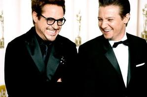 Robert aux Oscars 2013 <3