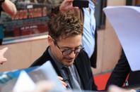 Robert au Red Carpet The 14 April On Paris