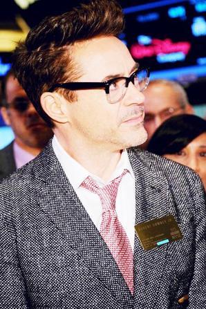 Robert at the New York Stock Exchange—April 30