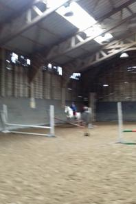 Stage galop 3