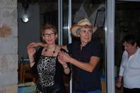 Repas des Coyotes Dancers 17.11.2013